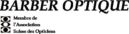 Optique Barber – opticien Genève – lunettes – montures – lentilles de contact – lunettes de soleil – test de la vue